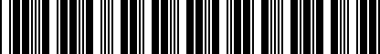 Barcode for DRG002546